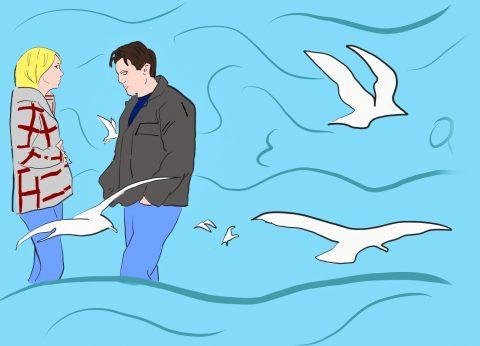 """""""Non ce la faccio"""". Manchester by the sea e il fantasma di T.S. Eliot"""