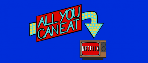 NETFLIX: L'ALL YOU CAN EAT ON DEMAND