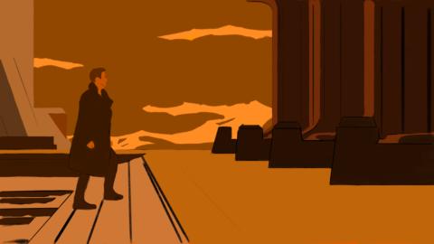 Blade Runner 2049. Dal Barocco-Immaginario alla Rovina