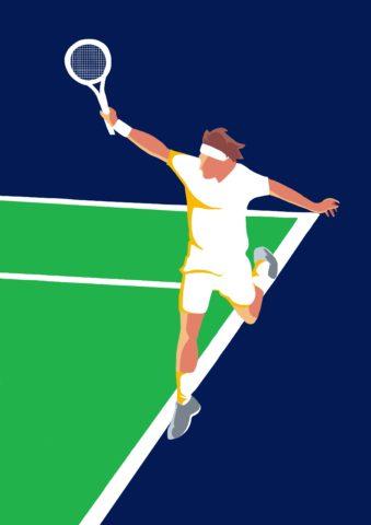 Roger Federer, tra Cronaca e Filosofia del Tennis