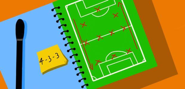Schemi, Tattica, Strategia. Ontologia del Calcio tra Adani e Allegri